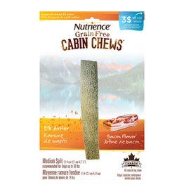 Nutrience Nutrience Cabin Chew Elk Antler Med Split Bacon