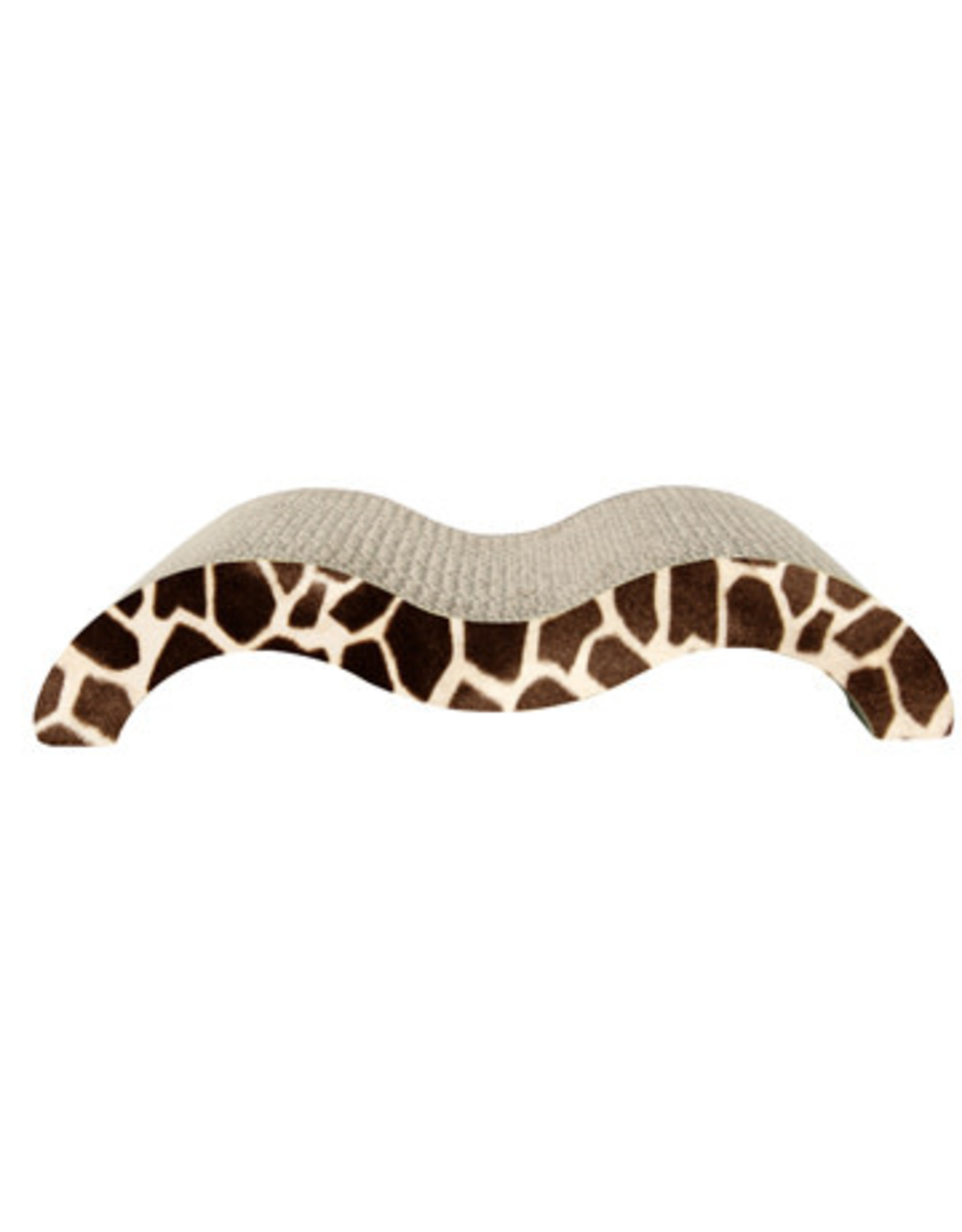 Cat Love Giraffe Scratcher with Catnip 45x22x9cm