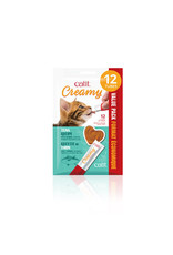 CatIt Creamy Lickable Cat Treat Tuna 12 Pack