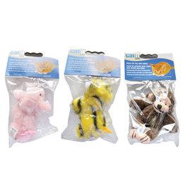 CatIt Plush Catnip Cat Toy Assorted