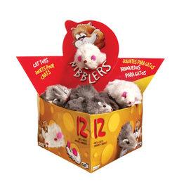 CatIt Nibblers Fur Mice Large
