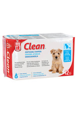 """DogIt Diapers Small 12 Pack 8-15lb/13-19"""" Waist"""