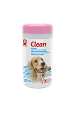 DogIt Ear Wipes - 70 Unscented Wipes