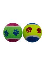 DogIt Paw Prints Tennis Balls