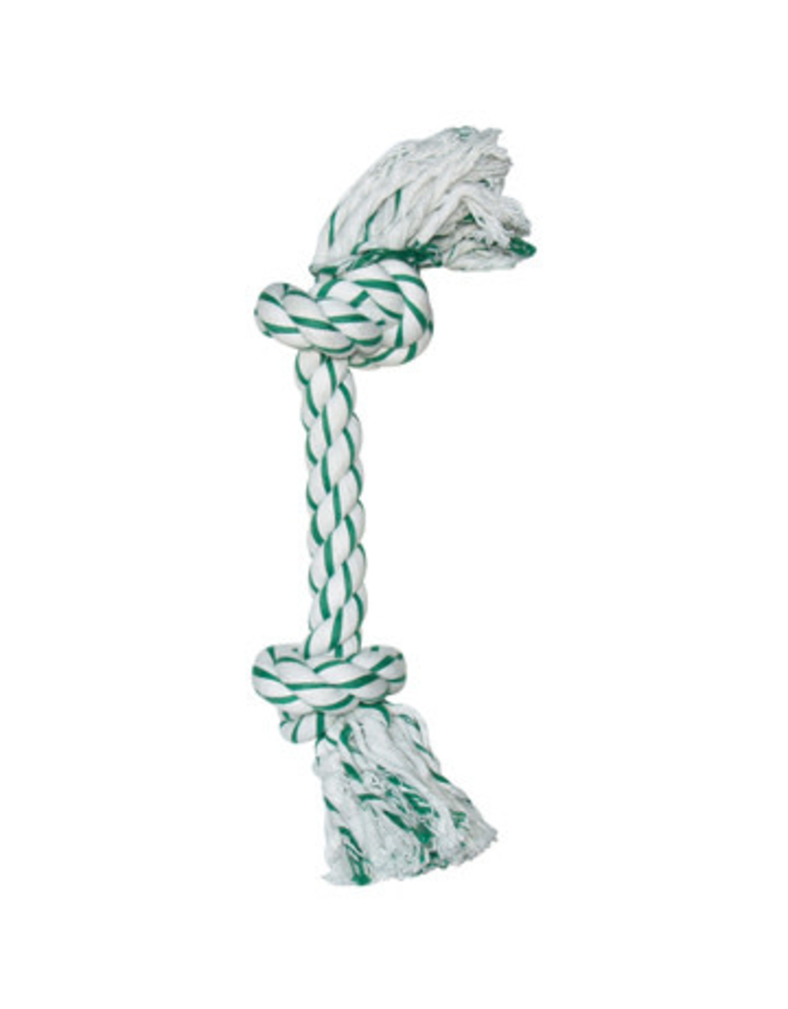 DogIt Minty Knotted Rope Bone L