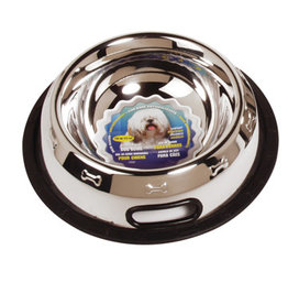 DogIt Stainless Steel Non Spill Dog Dish M 710ml