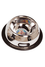 DogIt Stainless Steel Non Spill Dog Dish L 945ml