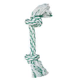 DogIt Minty Knotted Rope Bone XL