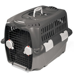 "DogIt Cargo Dog Carrier Gray Small 68cm L x 49cm W x 48cm H ( 27""x19.5""x19"")"