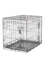 """DogIt Two Door Wire Crate Small 61x45x51cm (24x17.5x20"""")"""