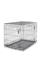 """DogIt Two Door Wire Crate Large 91x56x62cm (36x22x24.5"""")"""