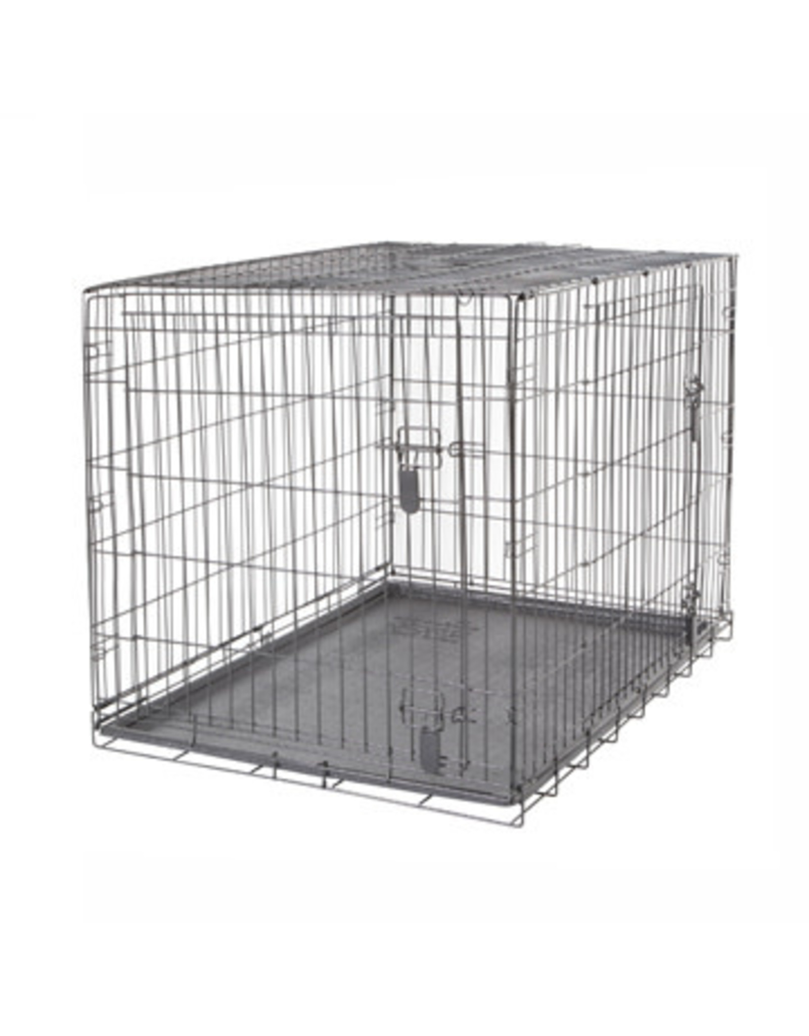 "DogIt Two Door Wire Crates with Divider XXLarge 122.5x74.5x80.5cm (48x29.3x31.5"")"
