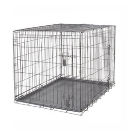 """DogIt Two Door Wire Crate XX-Large 122.5x74.5x80.5cm (48x29.3x31.5"""")"""