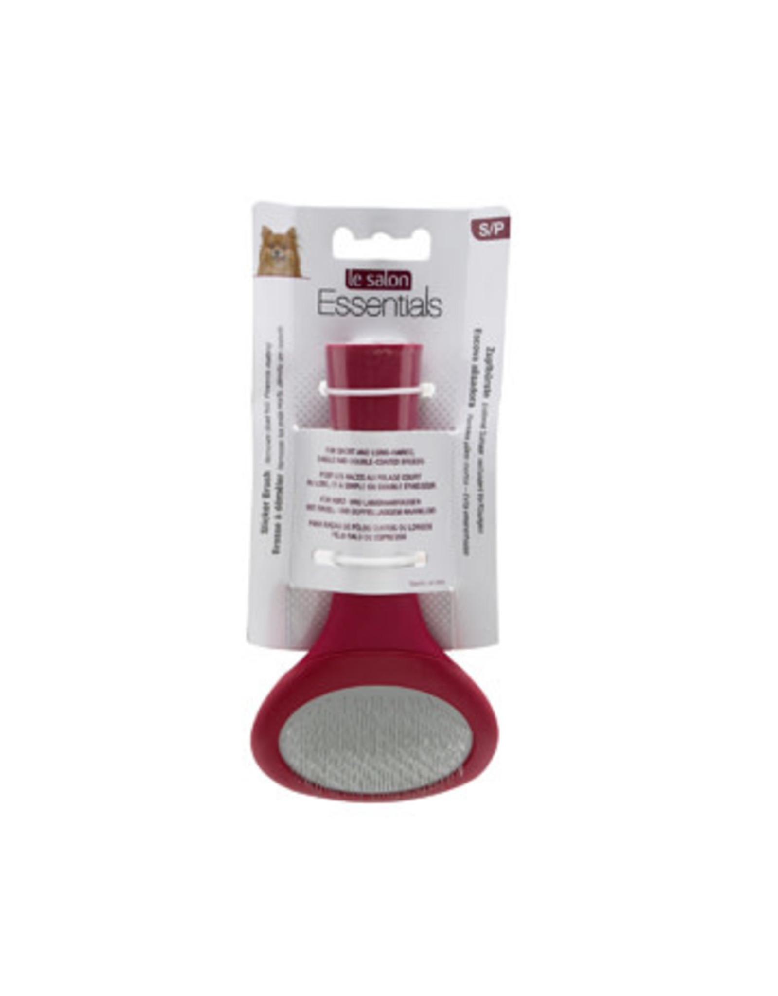 Le Salon LeSalon Essentials Dog Slicker Brush - Small