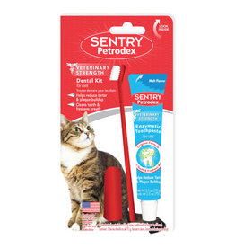 Petrodex Petrodex VS Dental Kit for Cats, 2.5 oz