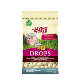 Living World Living World Hamster Treat - Yogurt Flavour - 75 g (2.6 oz)
