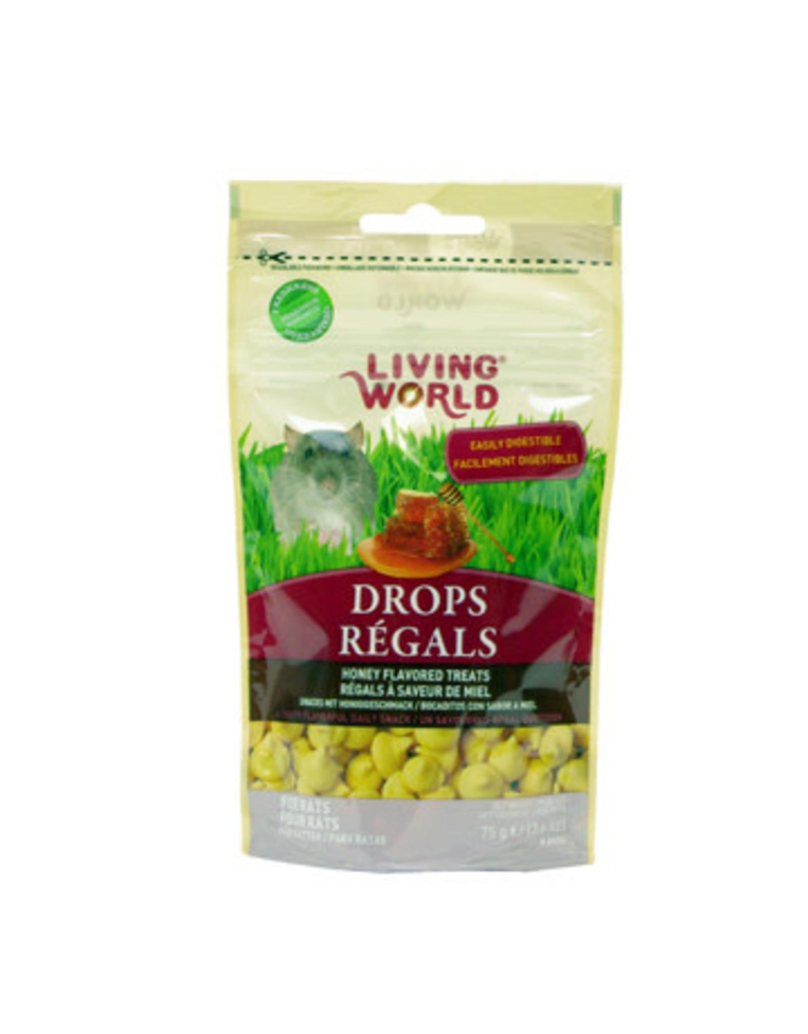 Living World Living World Rat Treat - Honey Flavour - 75 g (2.6 oz)