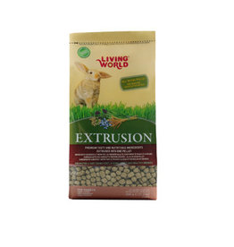 Living World Living World Extrusion Diet for Rabbits - 600 g (1.3 lb)