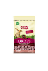 Living World Living World Rabbit Drops - Fieldberry Flavour - 75 g (2.6 oz)
