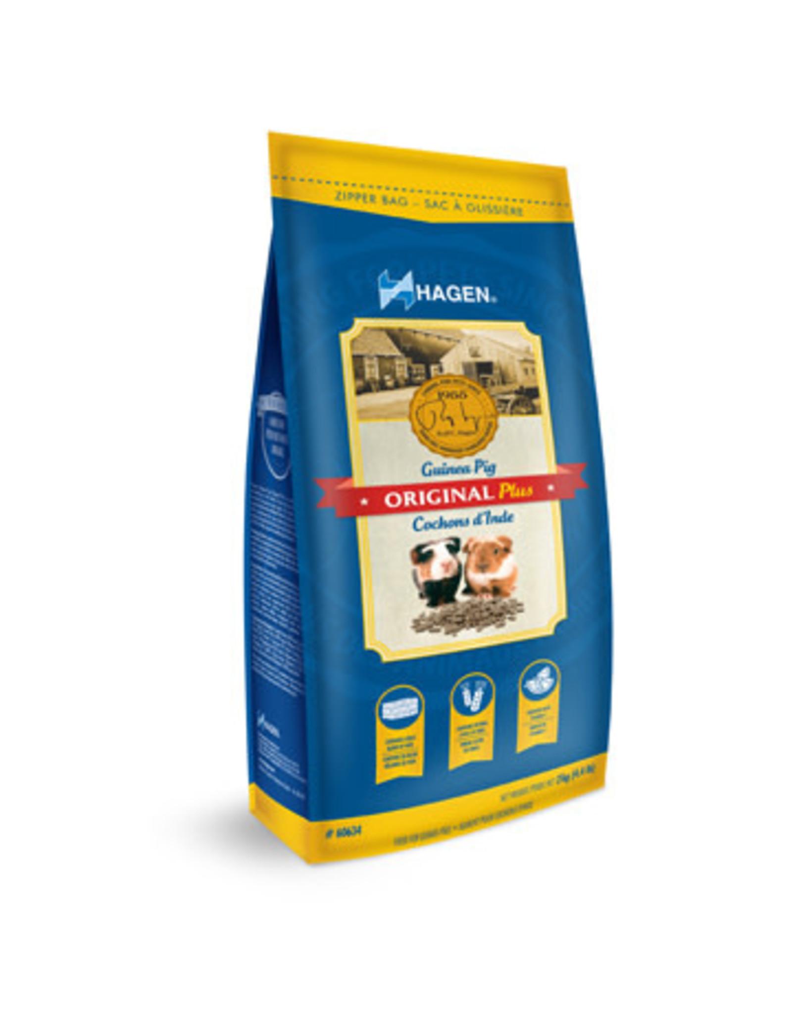 Hagen Hagen Original Plus Guinea Pig Food - 2 kg (4.4 lb)
