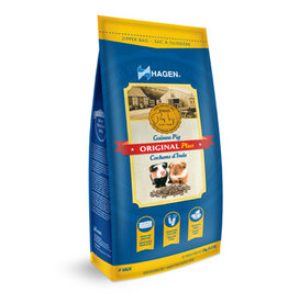 Hagen Hagen Original Plus Guinea Pig Food - 2 kg (4.4 lb)