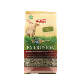 Living World Living World Extrusion Diet for Rabbits - 1.4 kg (3.3 lb)