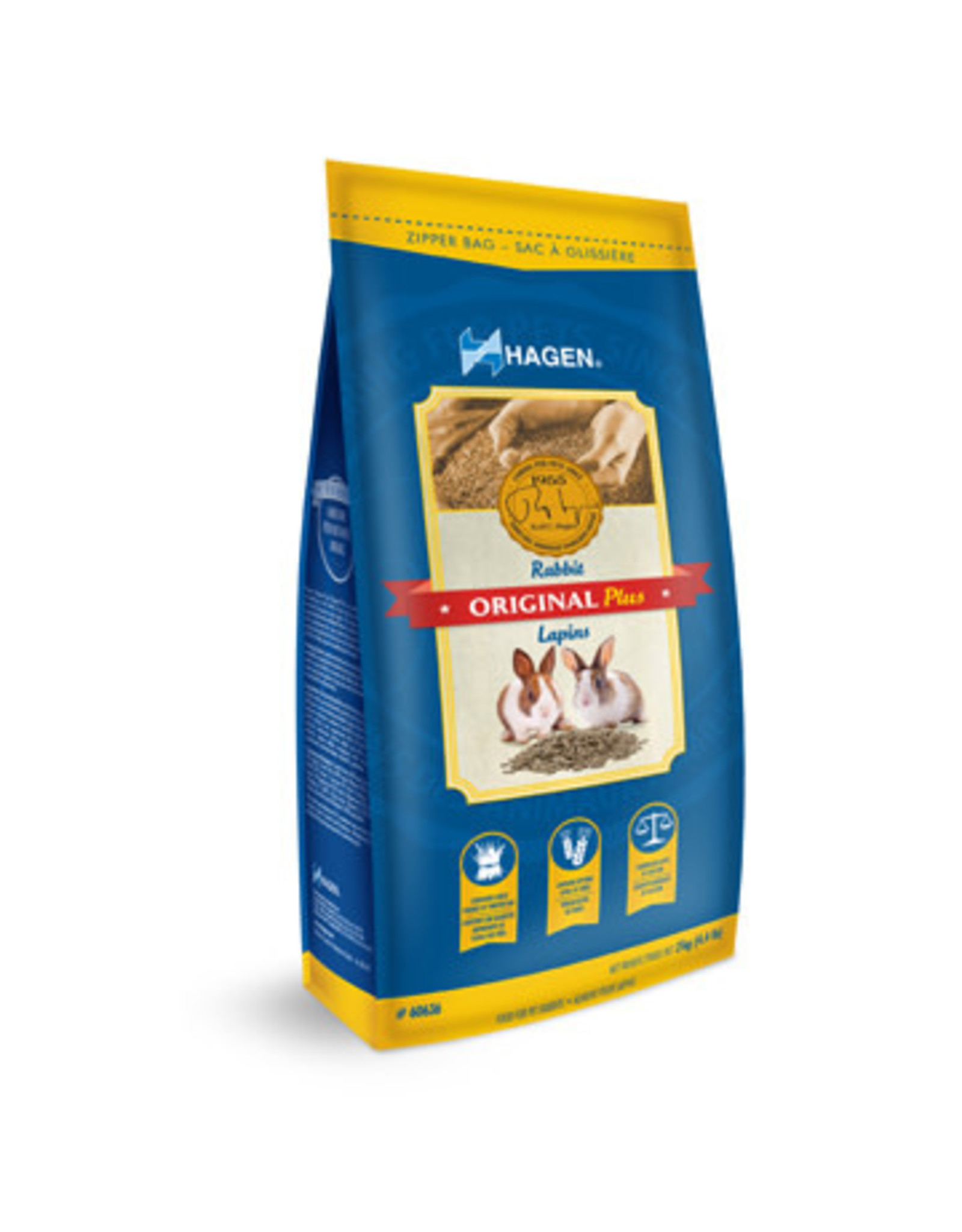 Hagen Hagen Original Plus Rabbit Food - 2 kg (4.4 lb)