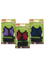 Living World Living World Small Harness and Lead Set - Assorted Colors - Small