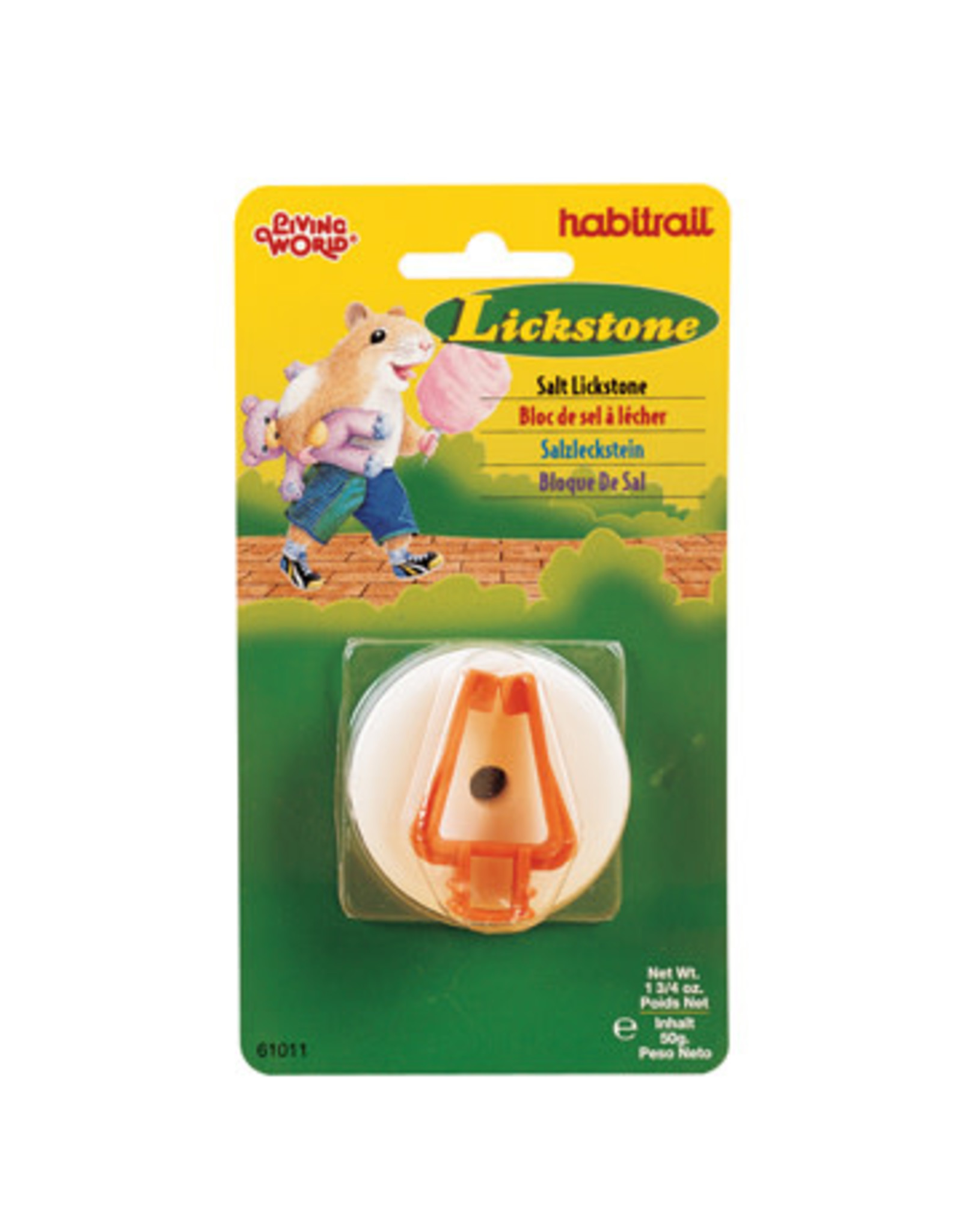 Living World Living World Hamster Salt and Mineral Lickstone - 50 g (1.8 oz)