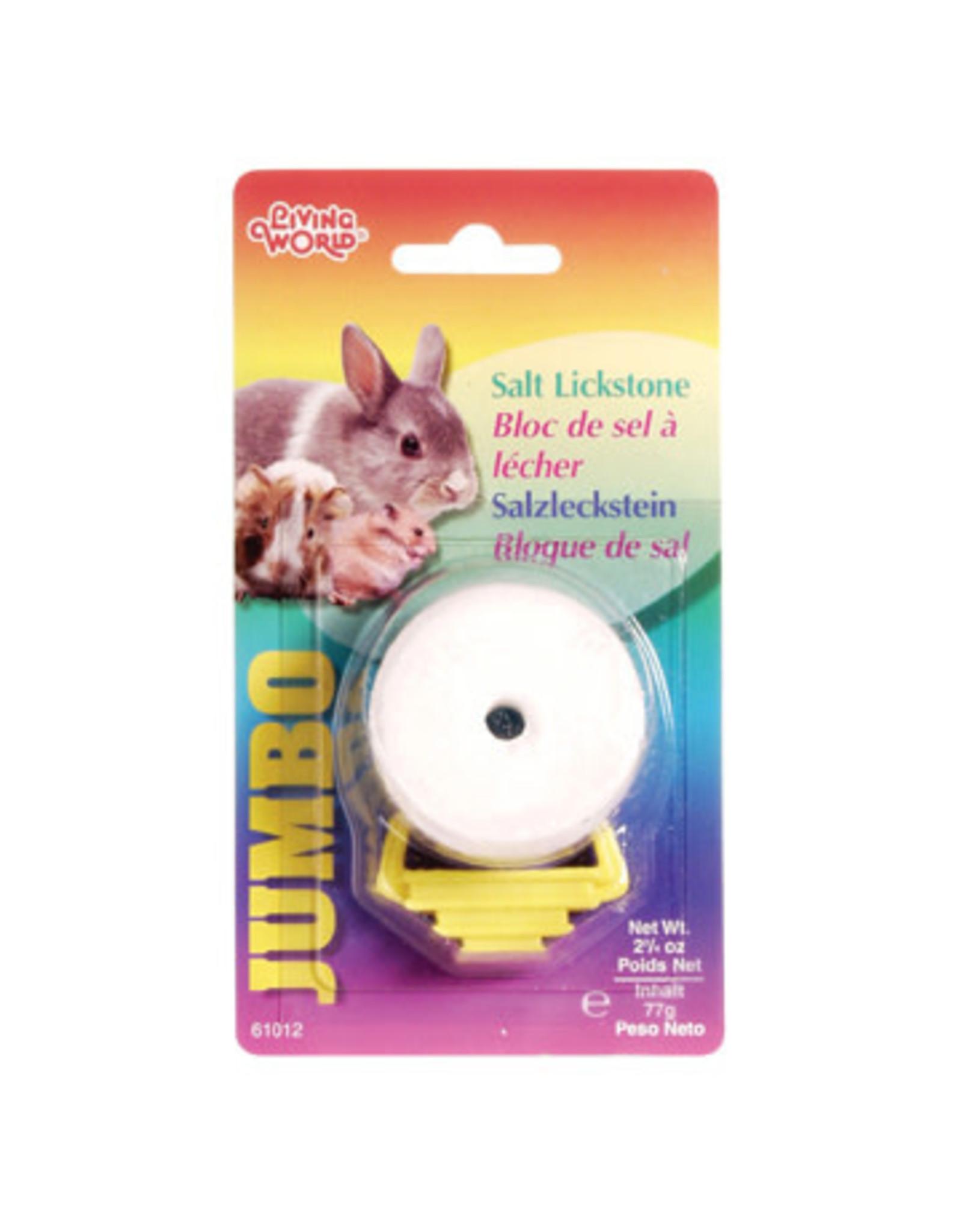 Living World Living World Jumbo Salt Lickstone - 77 g (2.7 oz)