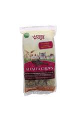 Living World Living World Alfalfa Chews - 454 g (16 oz)