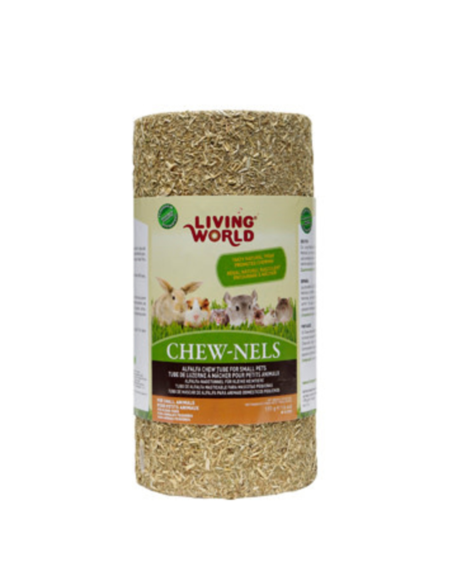 Living World Living World Alfalfa Chew-nels - Medium