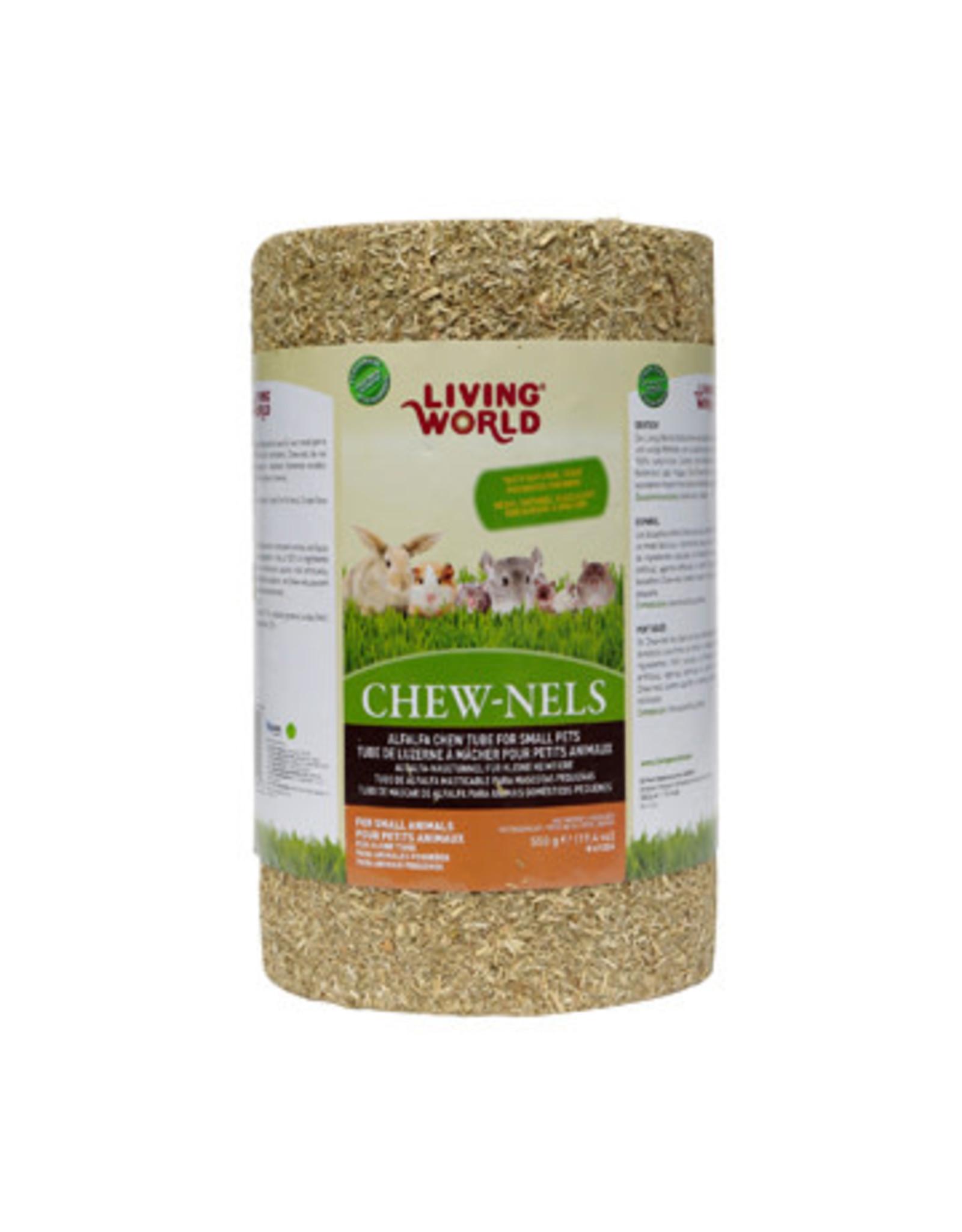 Living World Living World Alfalfa Chew-nels - Large