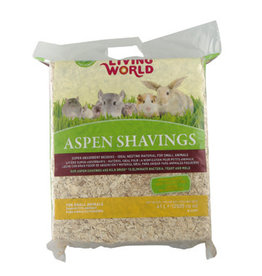 Living World Aspen Shavings - 41 L (2500 cu in)