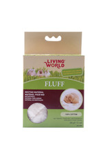 Living World Living World Hamster Fluff - 28 g (1 oz)