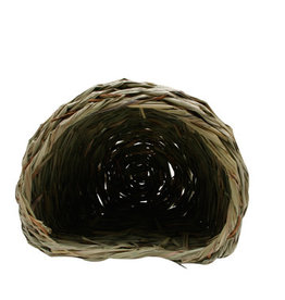 Living World Living World Hangout Grass Hut - Large - 25.4 x 25.4 x 21.6 cm (10 x 10 x 8.5 in)