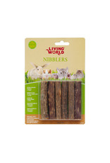 Living World Living World Nibblers Wood Chews - Kiwi Sticks