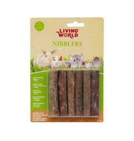 Living World Living World Nibblers Wood Chews - Kiwi Sticks