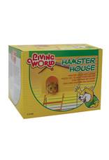Living World Living World Hamster House with Step Ladder