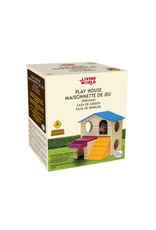 "Living World Living World Playground Play House - Large - 16.5 x 16.5 x 15 cm (6.5 x 6.5 x 5.9"")"