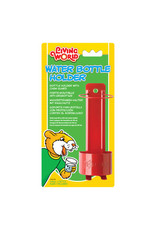 Living World Metal Water Bottle Holder - Small - Fits 61535 - Red