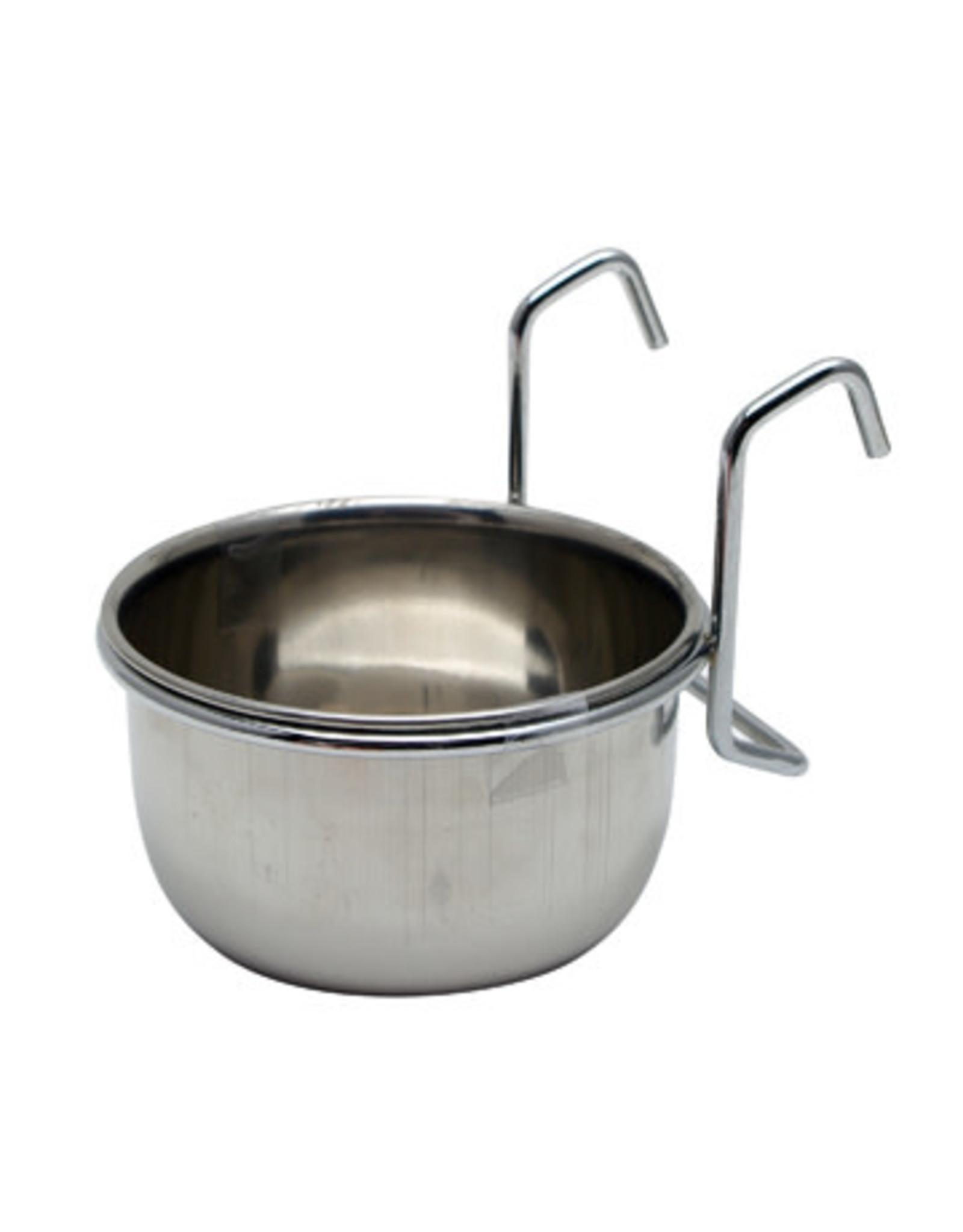 Living World Living World Stainless Steel Dish - 283.5 g (10 oz)