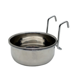 Living World Living World Stainless Steel Dish - 567 g (20 oz)