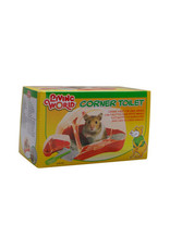 Living World Corner Toilet for Hamsters and Gerbils