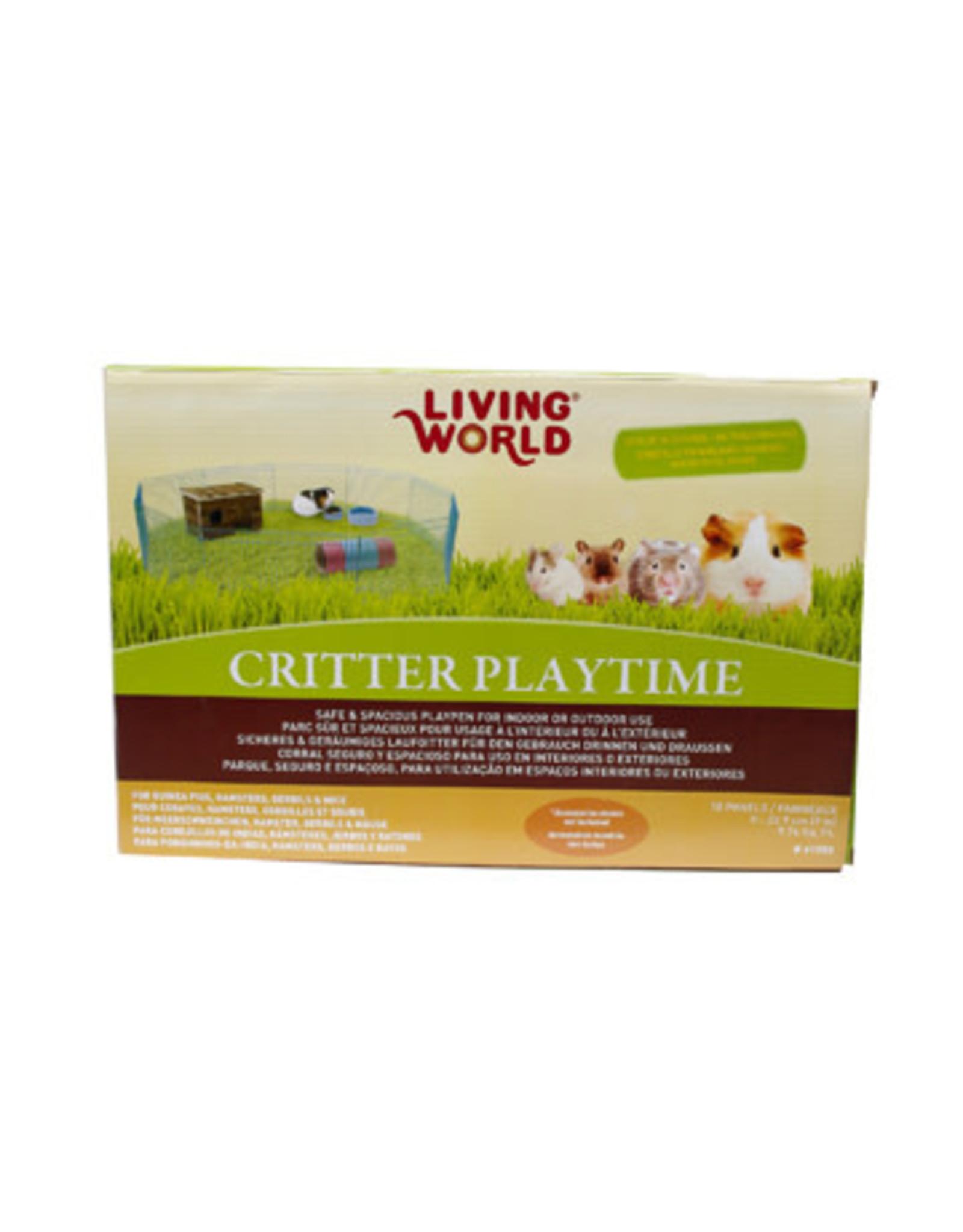 Living World Critter Playtime