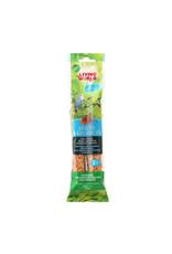 Living World Budgie Sticks - Honey Flavour - 60 g (2 oz), 2-pack
