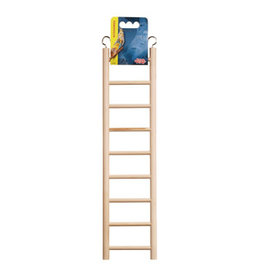 Living World Living World Wooden Bird Ladder - 9 Steps - 38 cm (15 in) Long