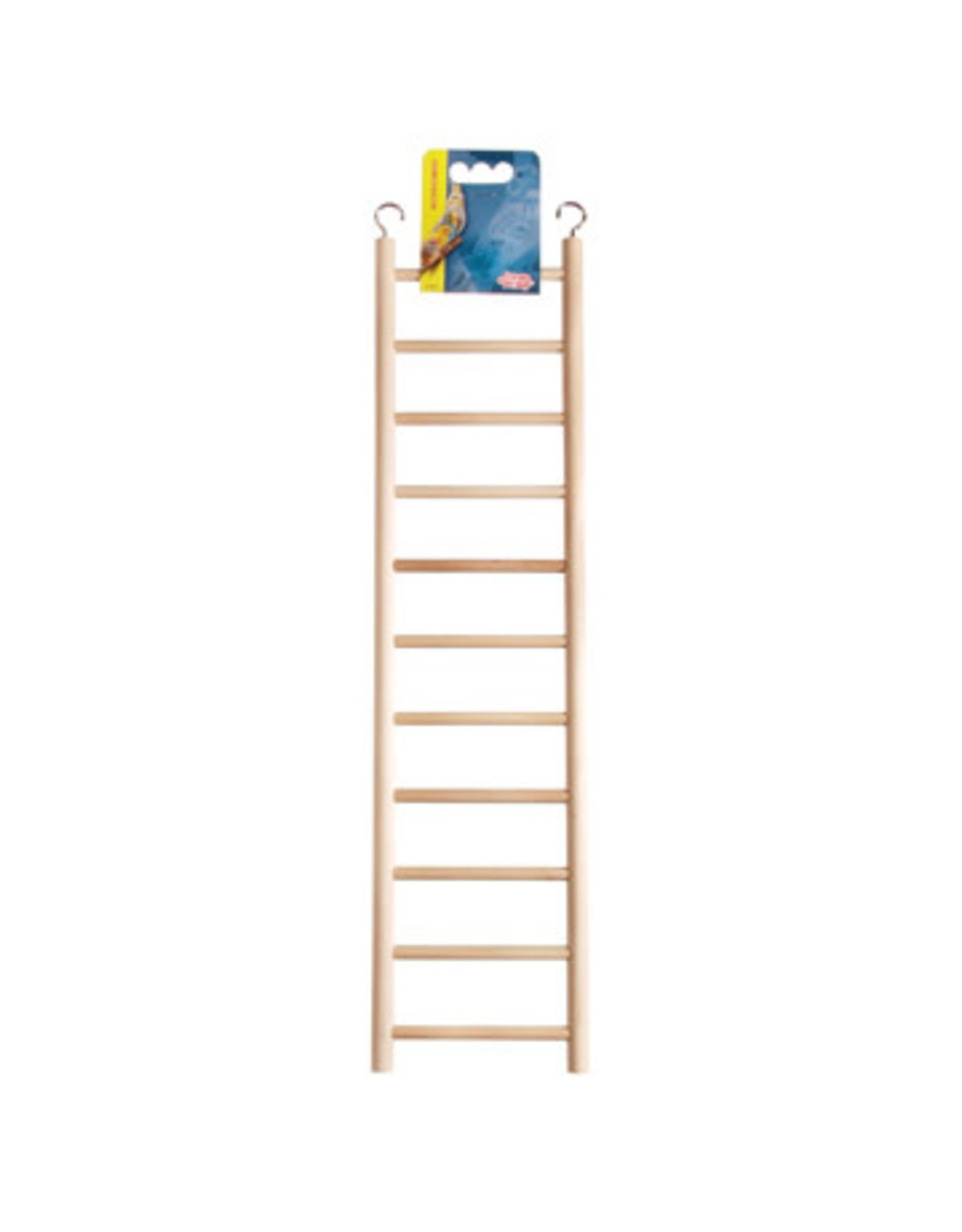 Living World Living World Wooden Bird Ladder - 11 Steps - 43 cm (17 in) Long