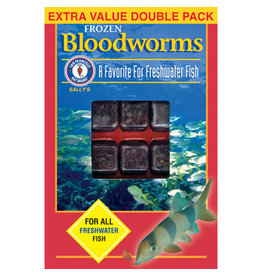 San Francisco San Francisco Bay Bloodworms Cube, 7oz (200 g)