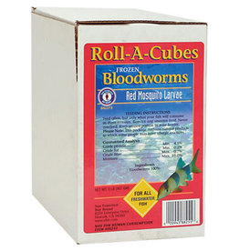 San Francisco San Francisco Bay Bloodworms Roll-A-Cube, 2lb